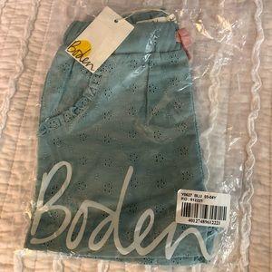 Boden eyelet shorts
